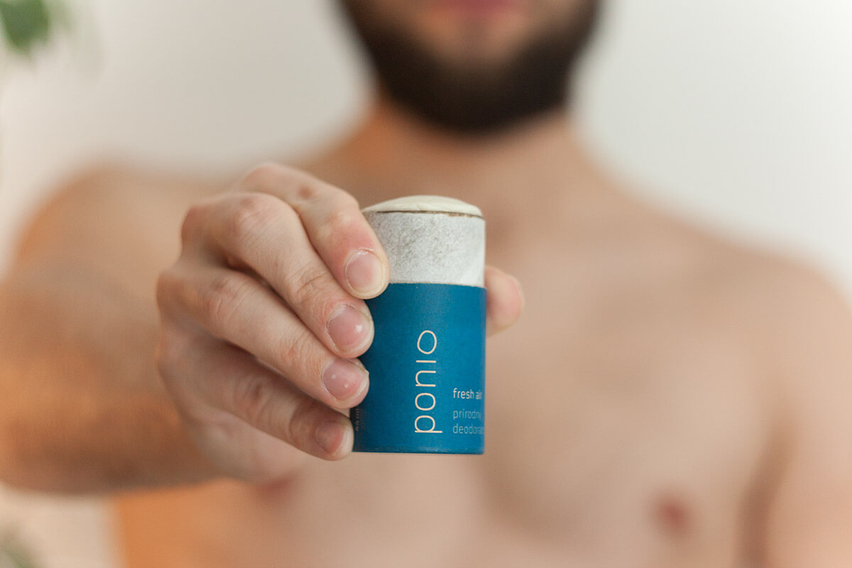 tuhy deodorant pazuch pre panov