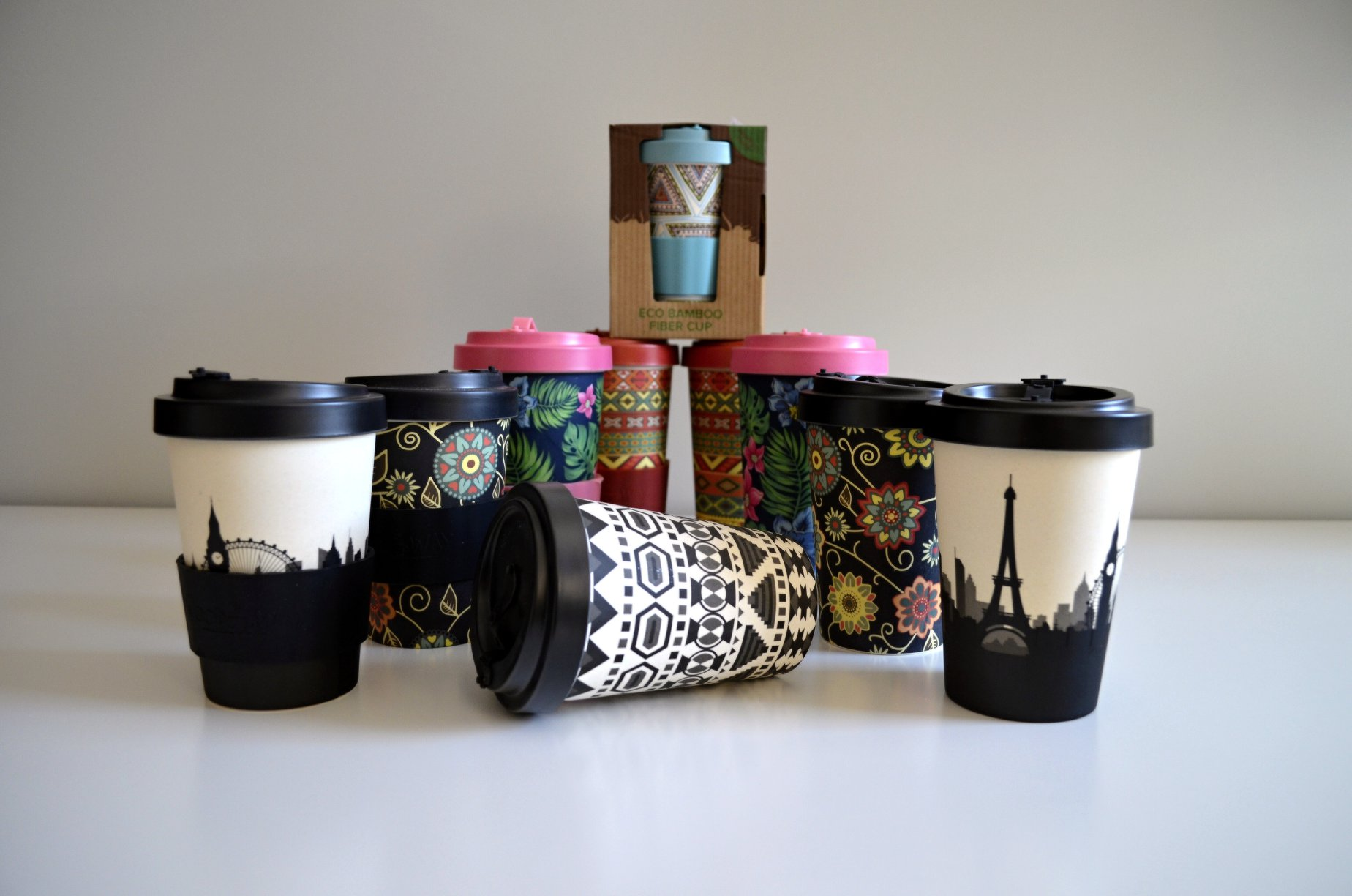 zero-waste poháriky na kávu a čaj