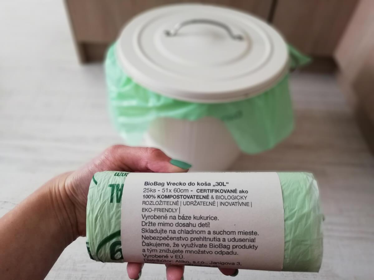 kompostovatelne sacky do kosa