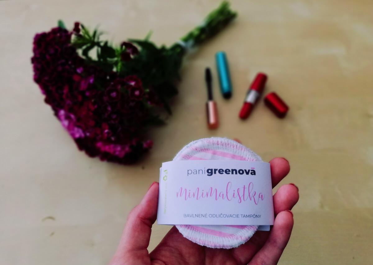 zero-waste odlicovacie tampony