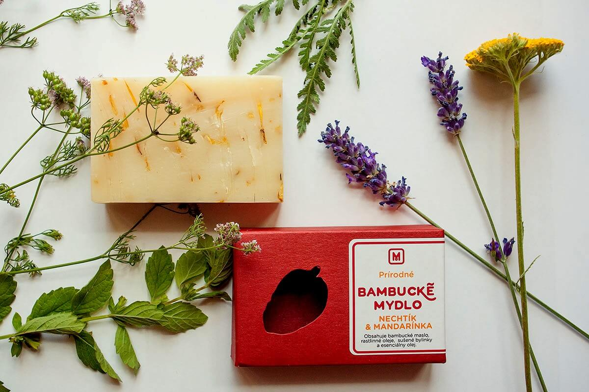 bambucke mydlo