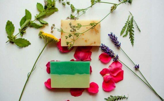 bambucke a kozie mydlo